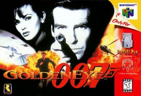 Ces jeux vidéo qui envoient du lourd  Goldeneye
